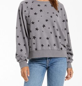Z SUPPLY SHOP MARELLA STAR PULLOVER (More Colors Available)
