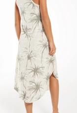 Z SUPPLY SHOP REVERIE COCONUT PALM DRESS ZD211651