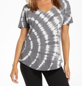 Z SUPPLY SHOP LIPA SWIRL TIE-DYE TEE