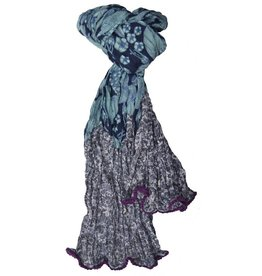 LITTLE JOURNEYS Invote Trellis Scarf