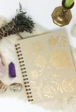 NATIVE BEAR Flower Power Journal