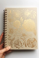 NATIVE BEAR Flower Power Journal