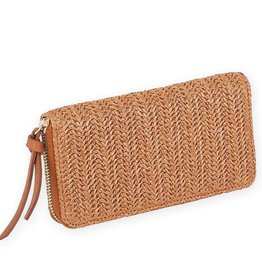 SUN N SAND Poly Straw Wallet