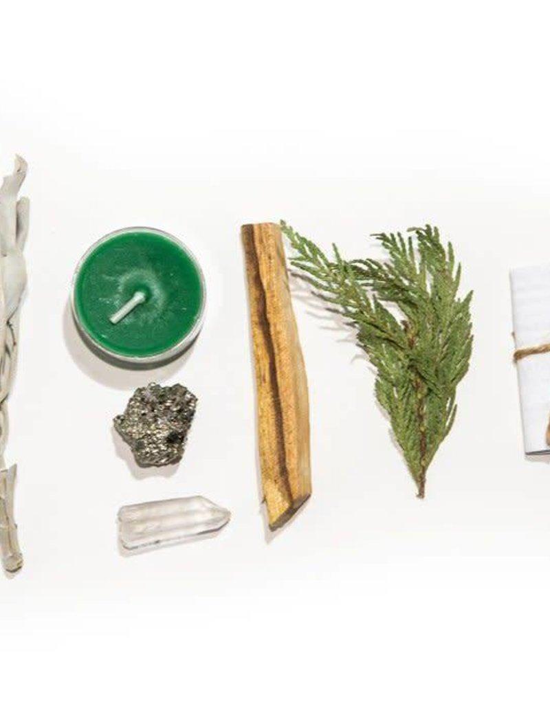J.SOUTHERN STUDIO Ritual Kit - Wealth & Abundance Mini