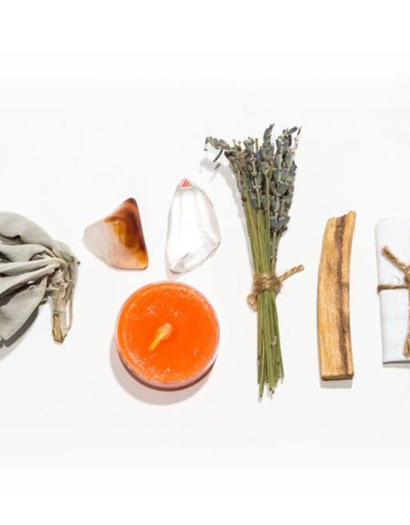 J.SOUTHERN STUDIO Ritual Kit - Happiness & Inspiration Mini