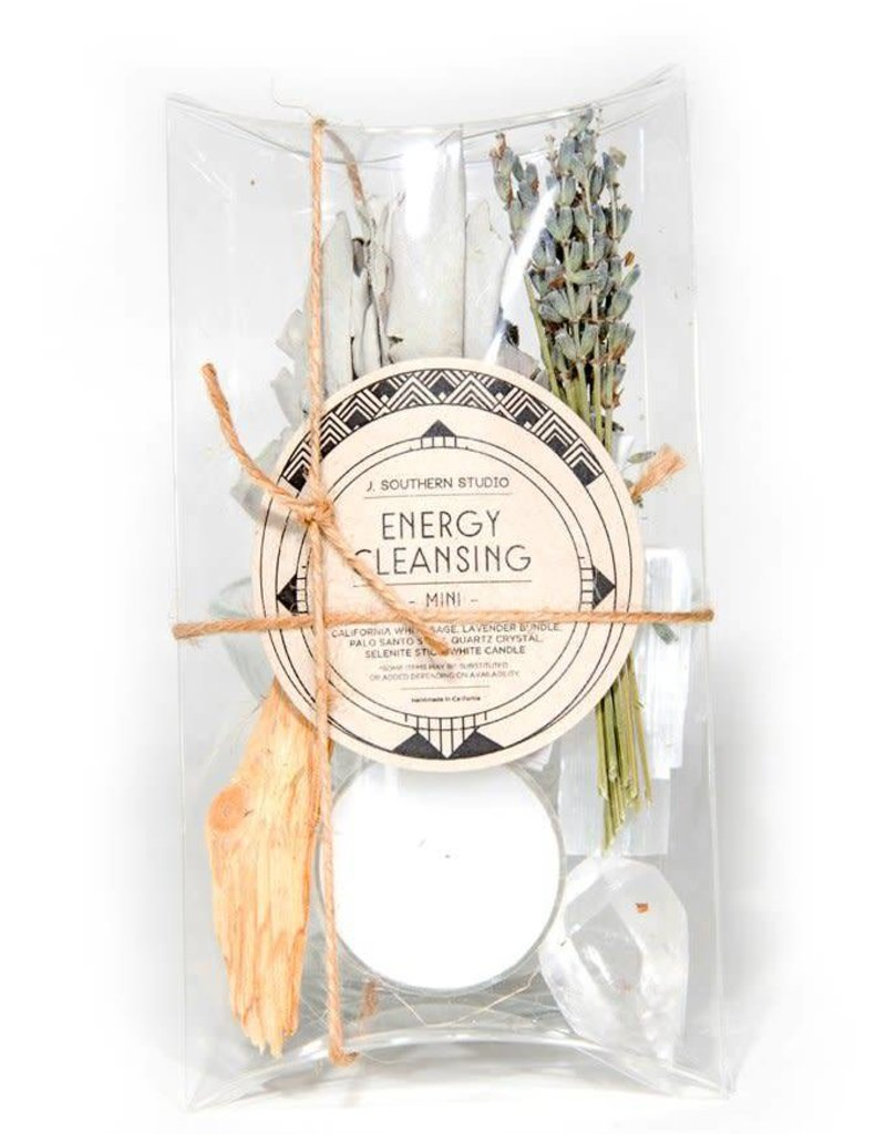 J.SOUTHERN STUDIO Ritual Kit - Energy Cleansing Mini