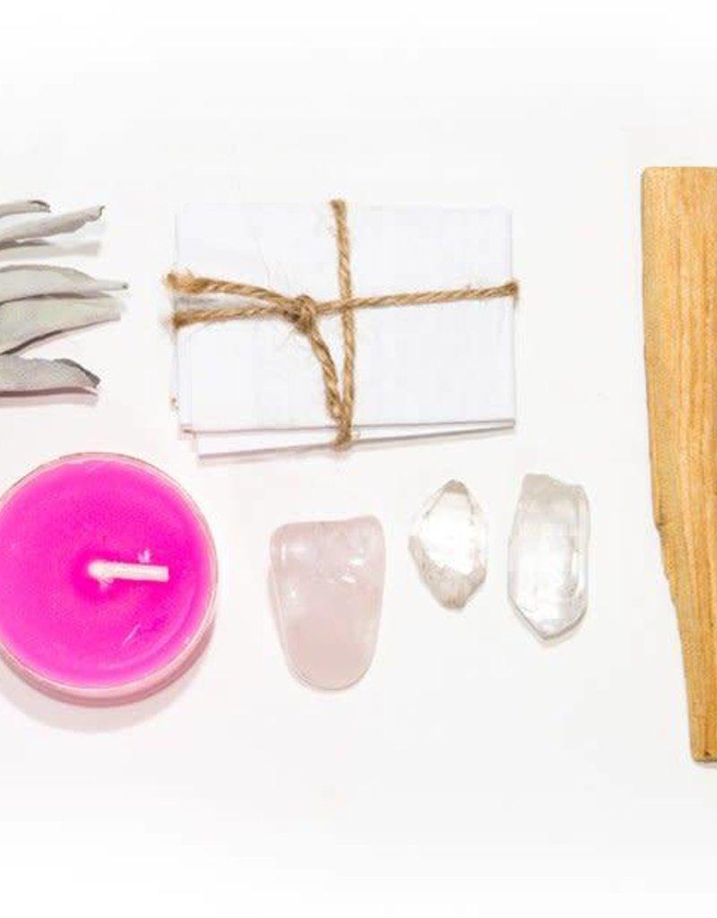 J.SOUTHERN STUDIO Ritual Kit - Love & Honor Mini