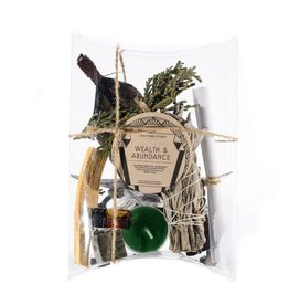 J.SOUTHERN STUDIO Ritual Kit - Wealth & Abundance