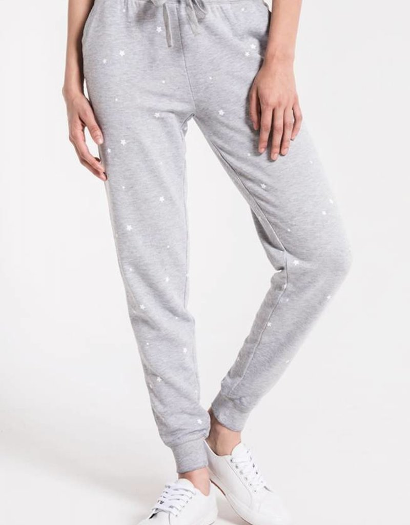 Z SUPPLY SHOP The Star Print Jogger