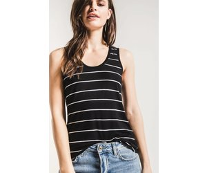 8d9c2accdf356 The Pencil Striped Jersey Tank - Sunny Days Retail