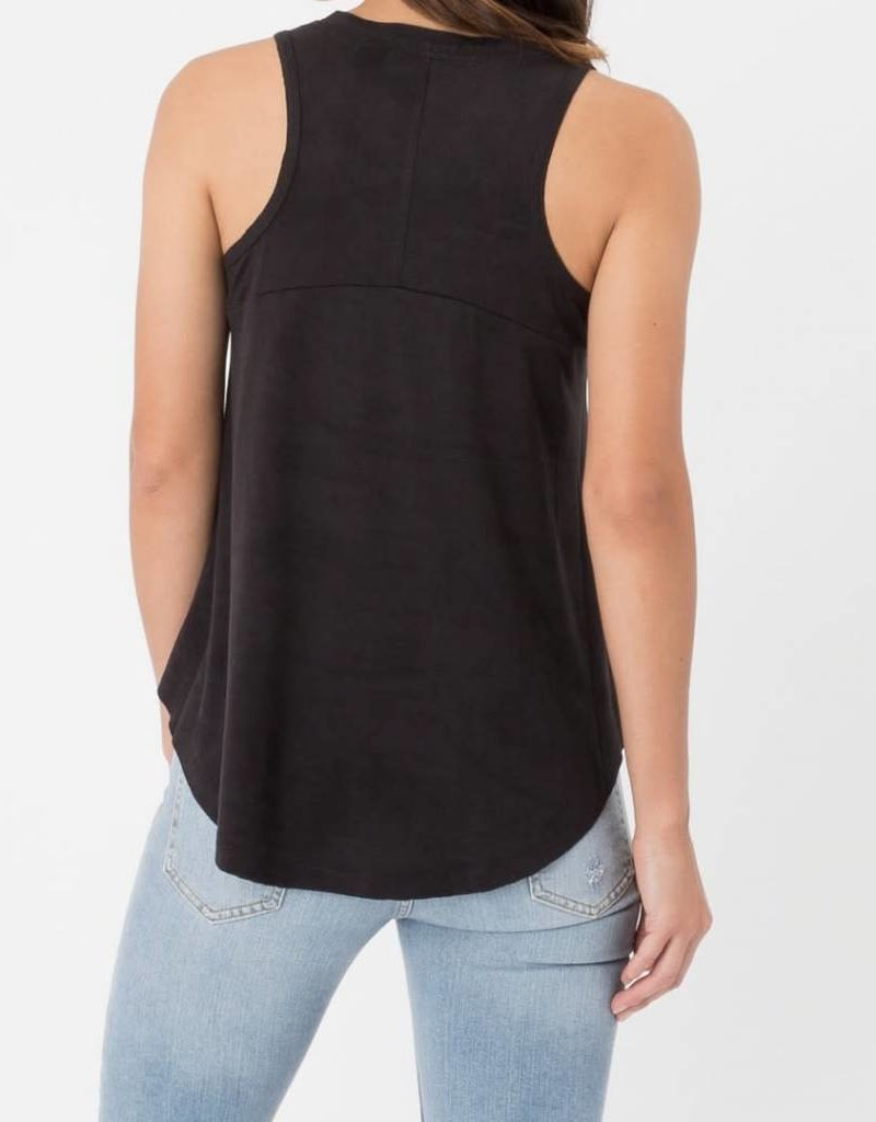 Z SUPPLY SHOP The Suede Swing Tank