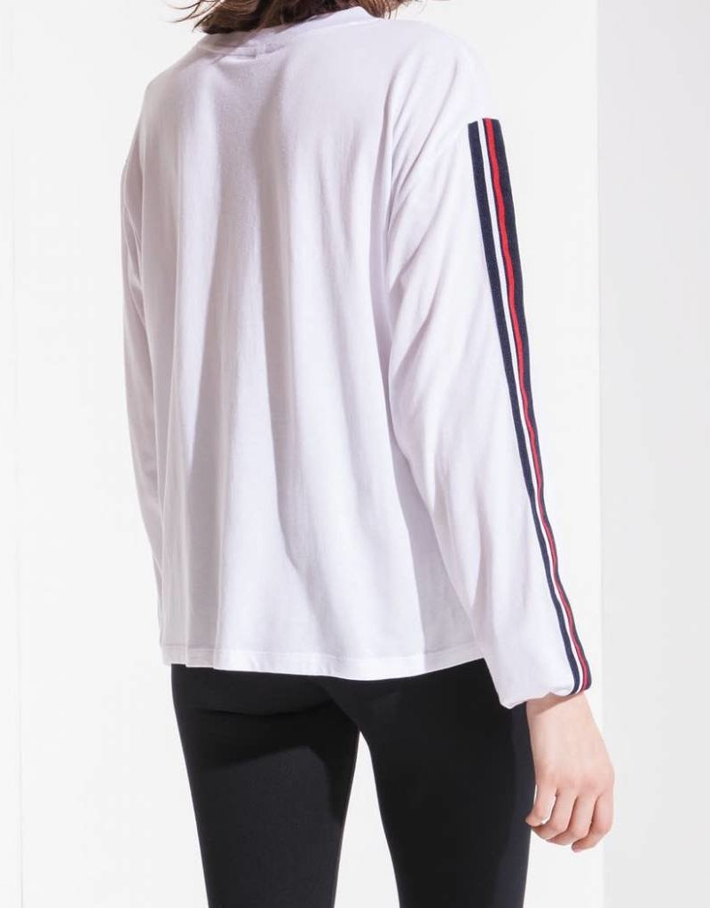 Z SUPPLY SHOP The Court Long Sleeve Tee