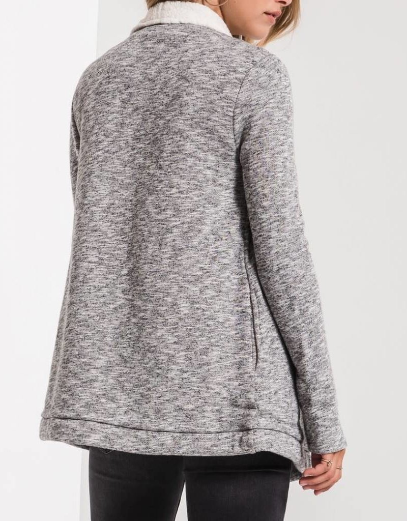 Z SUPPLY SHOP The Sherpa Sweater Cardi