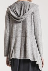 Z SUPPLY SHOP The Marled Waterfall Cardigan