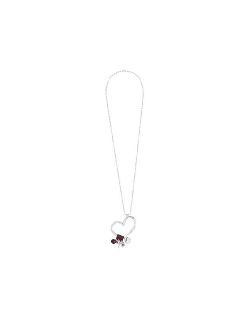 UNO DE 50 Flechazo Necklace