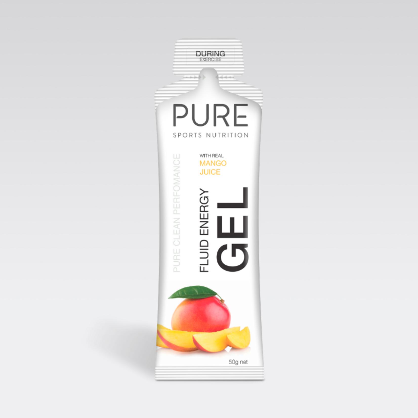Pure Pure Fluid Energy Gel