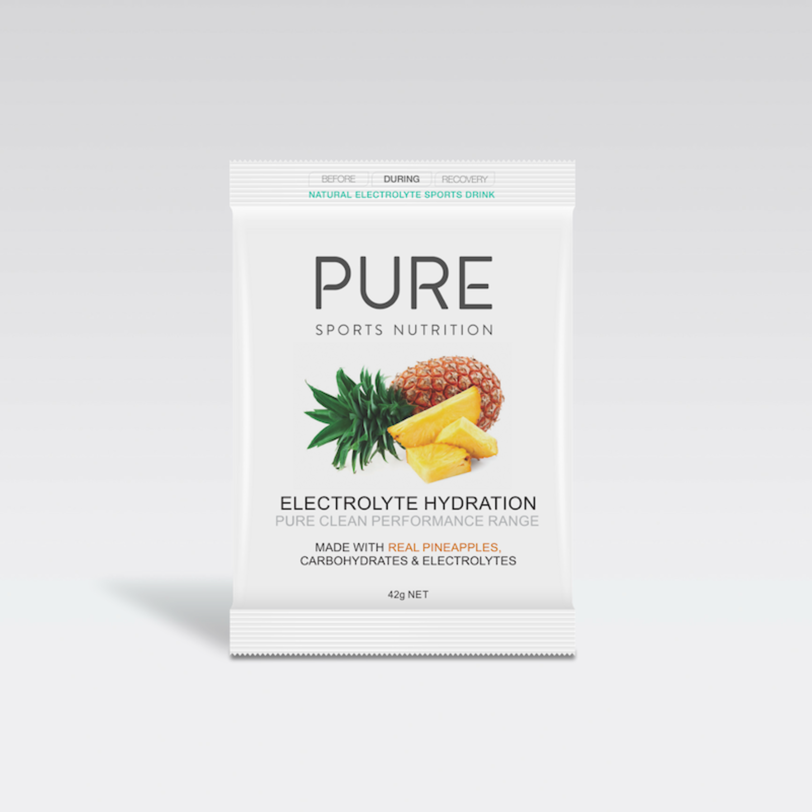 Pure Pure Electrolyte Hydration 42g Sachets