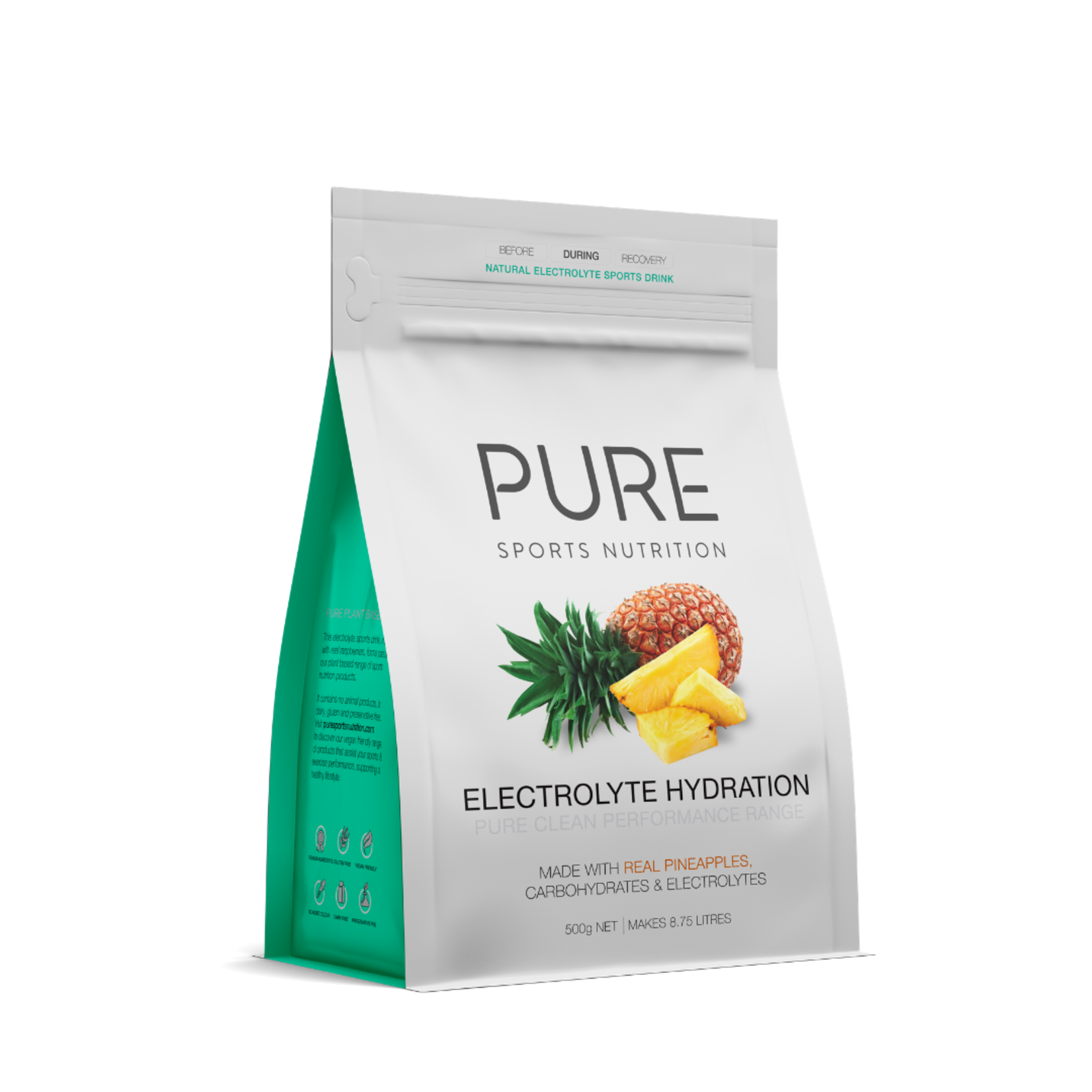 Pure Pure Electrolyte Hydration 500g Pouch