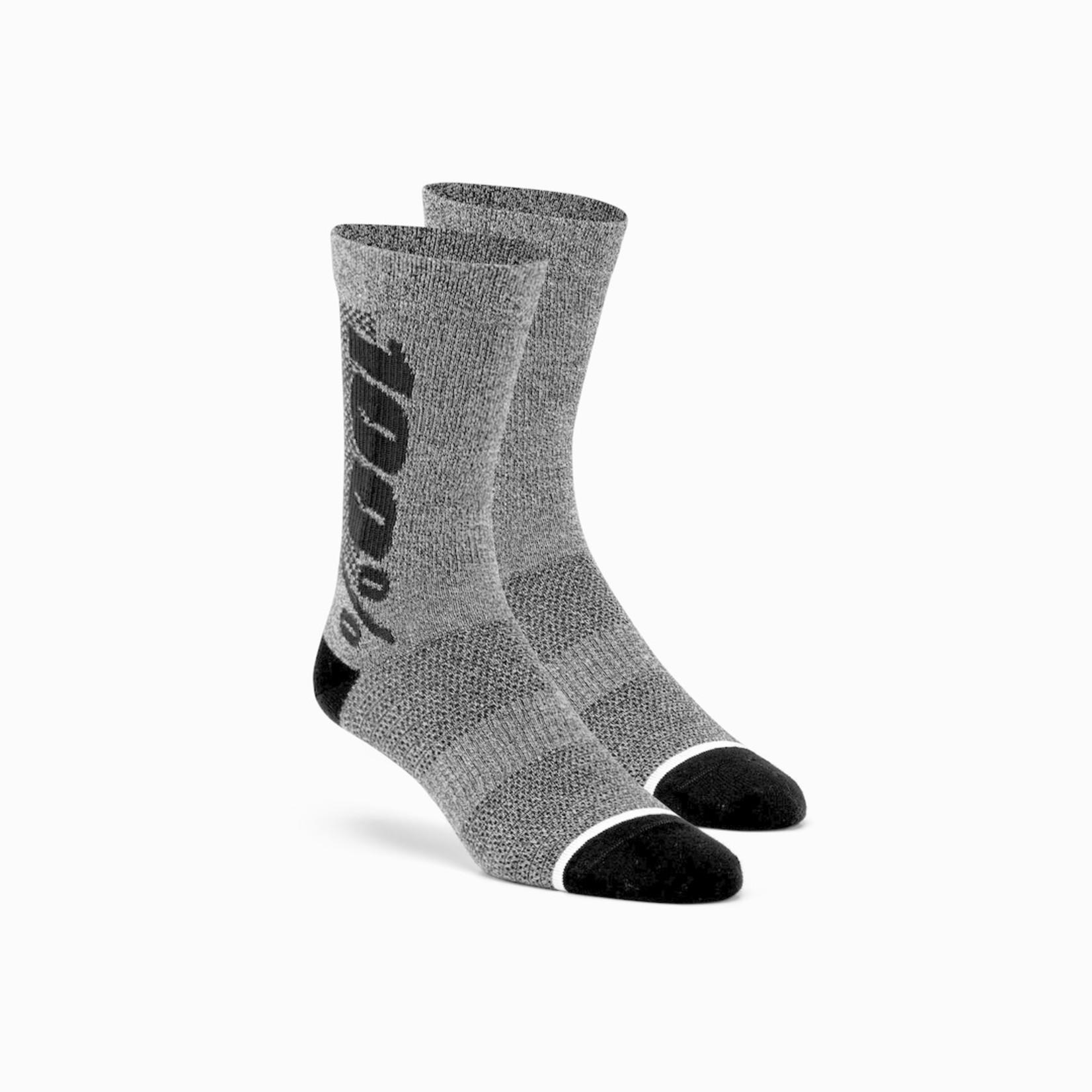 100% 100% Rythm Merino Wool Socks