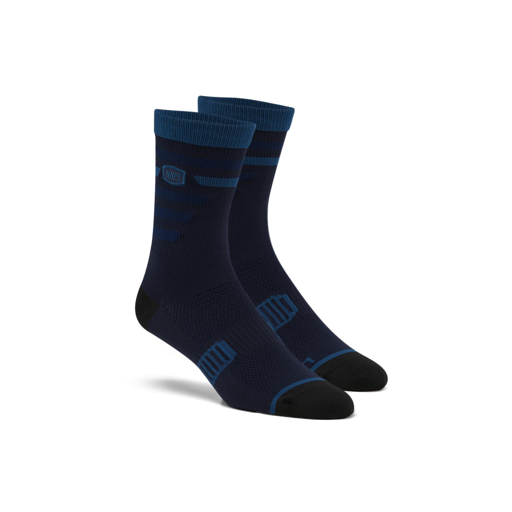 100% 100% Advocate Performance Socks