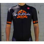Castelli Cycle Works Squadra Jersey