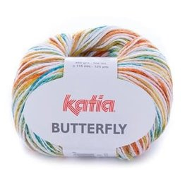 Katia Butterfly 8 Ply Cotton/Acrylic