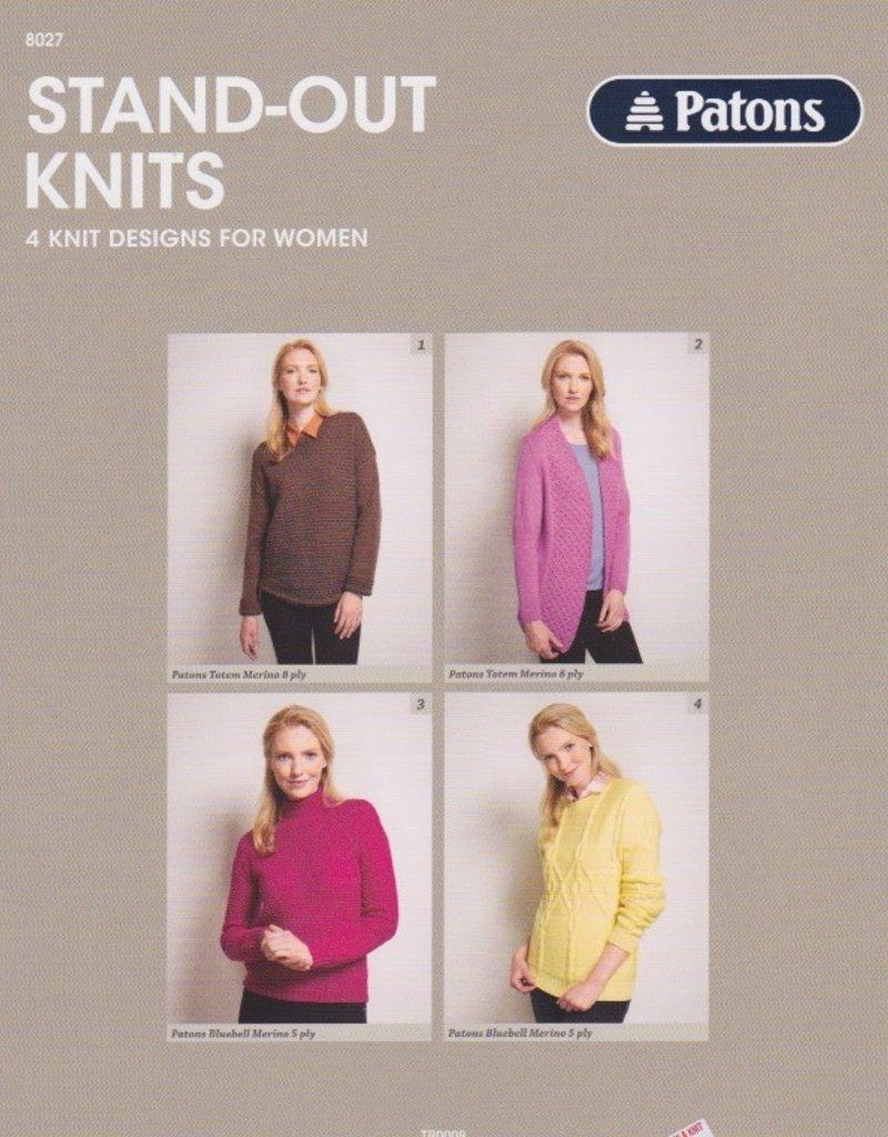 Patons patterns - Ladies