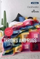 Patons Patterns - Homeware accessories/Blankets