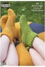 Sock/Beanie and Scarf Patterns