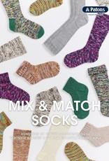 Patons Mix & Match Socks