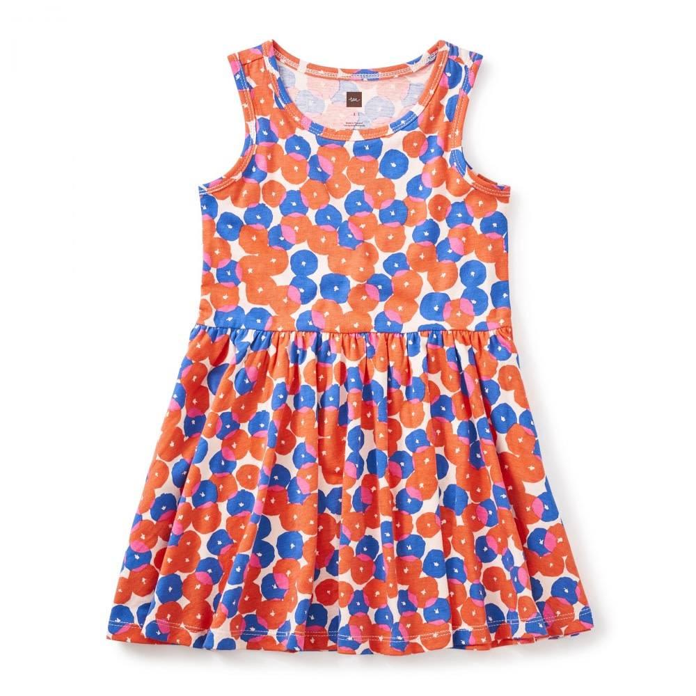 Tea Collection Rockmelon Tank Baby Dress