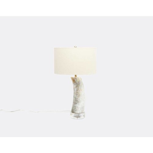 Lighting-Horn Table Lamp
