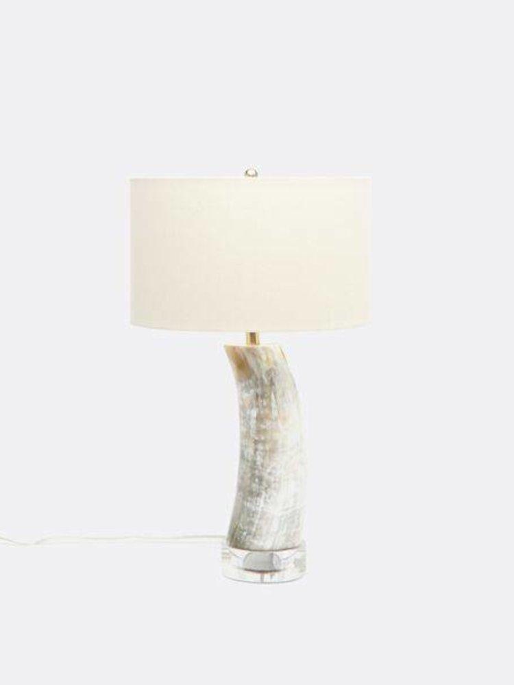 Lighting-Horn Table Lamp