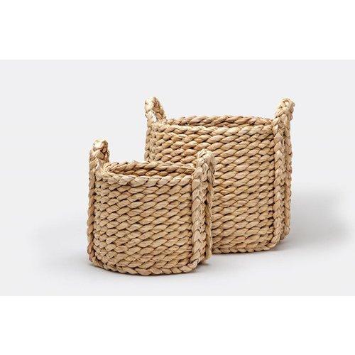 Basket-Large Seagrass woven basket