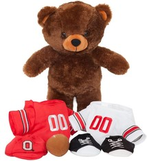 Forever Collectibles Ohio State University Locker Room Buddy