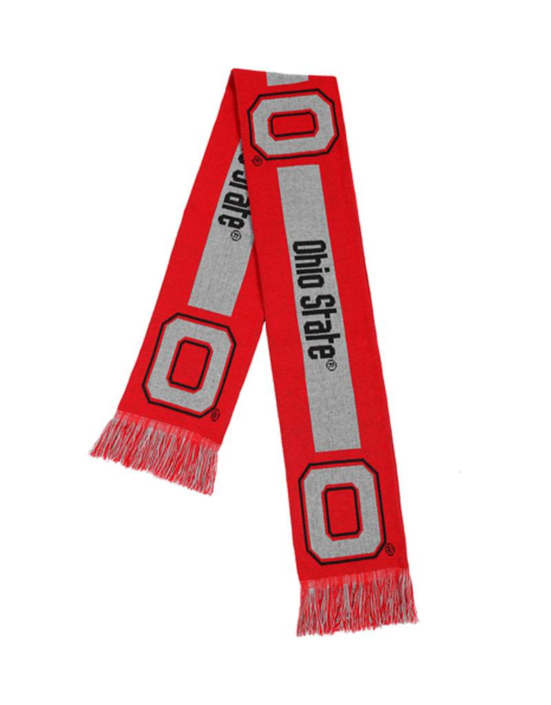 Forever Collectibles Ohio State University Block O Scarf