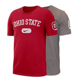 Nike Ohio State Buckeyes Heavyweight Cotton Retro T-Shirt