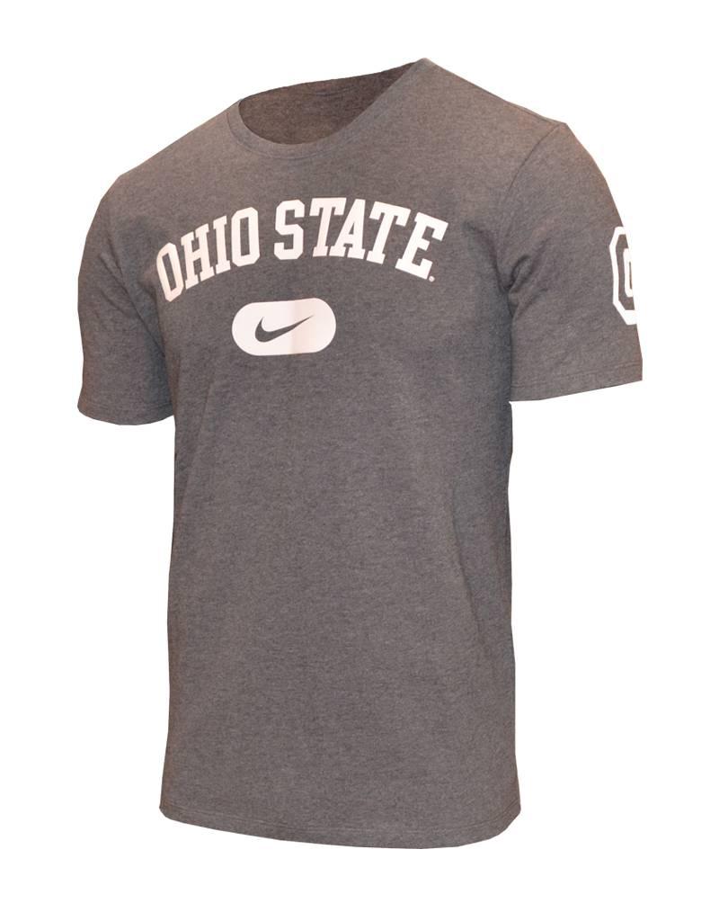 Nike Ohio State Buckeyes Heavyweight Cotton Retro T-Shirt