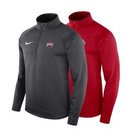 Nike Ohio State Buckeyes Nike Therma Top 1/2-Zip Jacket
