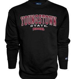 Youngstown State Penguins Men's Crew Neck Sweatshirt