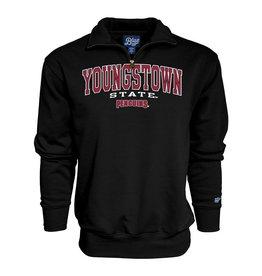 Youngstown State Penguins Men's 1/4 Zip Sweatshirt