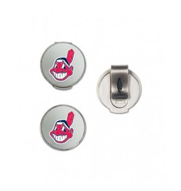 Wincraft Cleveland Indians Hat Clip w/2 Markers