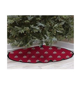 Ohio State Buckeyes Tree Skirt