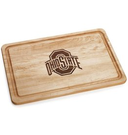 Warther Boards 18x12 Ohio State Athletic O Cutting Board