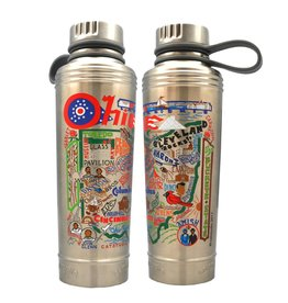 Catstudio State of Ohio Thermal Water Bottle