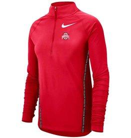 Nike Ohio State Womens Dri-FIT Core Longsleeve