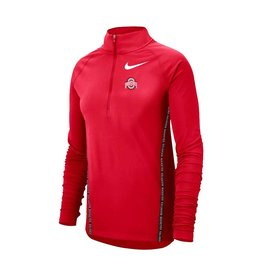 Nike Ohio State Womens Dri-FIT Core Longsleeve