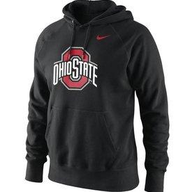 Nike Ohio State Buckeyes Nike Logo Circuit Performance Hoodie