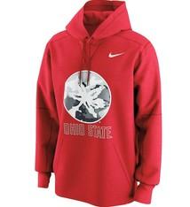 Nike Ohio State Buckeyes Lockup Camo Pullover Hoodie