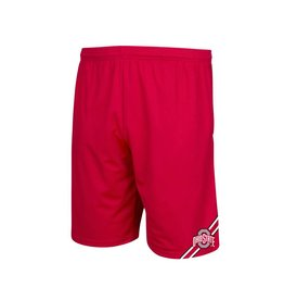 Top of the World Ohio State University Red Mesh Shorts